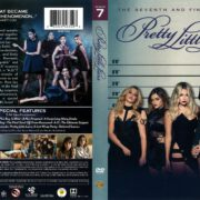 Pretty Little Liars Season 7 (2017) R1 DVD Cover