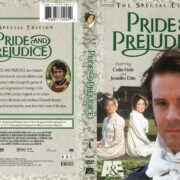 Pride and Prejudice (2001) R1 DVD Covers