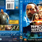 Race to Witch Mountain (2009) R1 DVD Cover