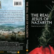 The Real Jesus of Nazareth (2017) R1 DVD Cover