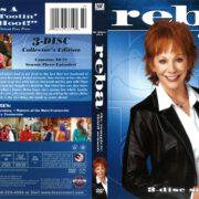 Reba Season 3 (2003) R1 DVD Cover