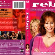 Reba Season 4 (2004) R1 DVD Cover