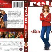 Reba Season 6 (2006) R1 DVD Cover