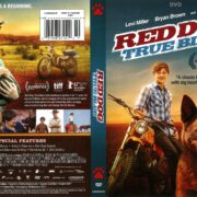 Red Dog: True Blue (2017) R1 DVD Cover