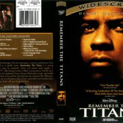 Remember the Titans (2000) R1 DVD Cover