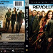 Revolution Season 1 (2013) R1 DVD Covers