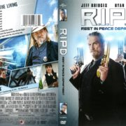 R.I.P.D. (2013) R1 DVD Cover