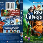 Rise of the Guardians (2013) R1 DVD Cover