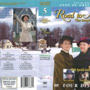 Road to Avonlea Volume 5 (2006) R1 DVD Cover