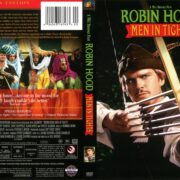 Robin Hood: Men in Tights (2006) R1 DVD Cover
