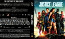 Justice League (2018) R2 German Blu-Ray Cover & Label