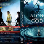 Along with the Gods: The Two Worlds (2017) R1 Custom DVD Cover
