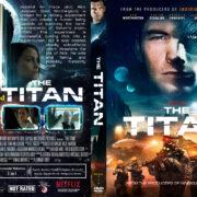 The Titan (2018) R1 Custom DVD Cover