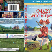 Mary and the Witchs Flower (2017) R1 Custom DVD Cover