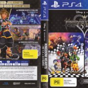 Kingdom Hearts HD 1.5 + 2.5 ReMIX (2017) PAL PS4 Cover