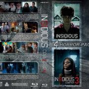 Insidious Collection (2010-2018) R1 Custom Blu-Ray Cover