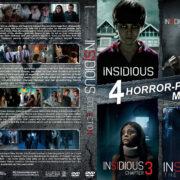 Insidious Collection (2010-2018) R1 Custom DVD Cover