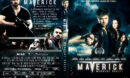 Maverick: Manhunt Brazil (2016) R1 Custom DVD Cover