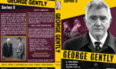 Inspector George Gently - Series 8 (2017) R1 Custom DVD Cover & Label