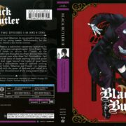 Black Butler Season 2 (2014) R1 Blu-Ray Cover