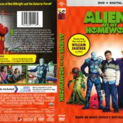 Aliens Ate My Homework (2018) R1 DVD Cover
