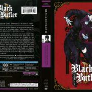 Black Butler Season 2 (2014) R1 Custom Blu-Ray Cover