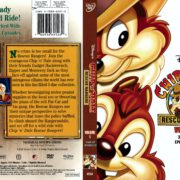 Chip 'n' Dale Rescue Rangers Volume 1 (2005) R1 DVD Covers