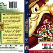 Chip 'n' Dale Rescue Rangers Volume 2 (2006) R1 DVD Covers