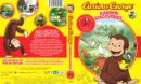 Curious George Garden Discoveries (2016) R1 DVD Cover