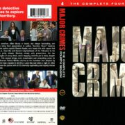 Major Crimes Season 4 (2016) R1 DVD Covers