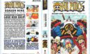 One Piece Season 9 Voyage 4 (2007) R1 DVD Covers