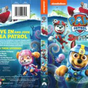 Paw Patrol: Sea Patrol (2018) R1 DVD Cover