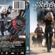 Rogue Warrior: Robot Fighter (2017) R1 DVD Cover