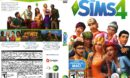 The Sims 4 (2015) PC DVD Cover