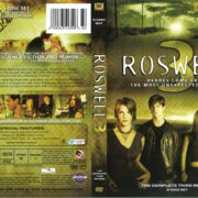 Roswell Season 3 (2002) R1 DVD Cover
