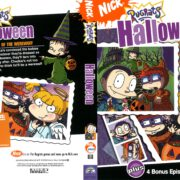 Rugrats Halloween (2004) R1 DVD Cover