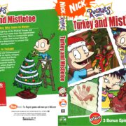 Rugrats Turkey and Mistletoe (2004) R1 DVD Cover