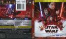 Star Wars: The Last Jedi (2018) UHD 4K Cover & Labels
