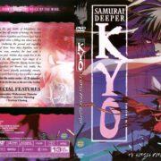 Samurai Deeper Kyo (2009) R1 DVD Covers