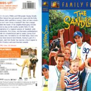 The Sandlot (1993) R1 DVD Cover