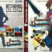 Sands of Destruction (2012) R1 DVD Covers
