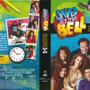 Saved by the Bell Seasons 3-5 (1990-1994) R1 DVD Cover
