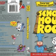 School House Rock! (2010) R1 DVD Cover