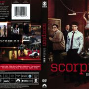 Scorpion Season 1 (2017) R1 DVD Covers