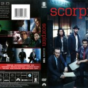 Scorpion Season 2 (2016) R1 DVD Covers