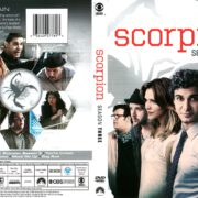 Scorpion Season 3 (2017) R1 DVD Covers