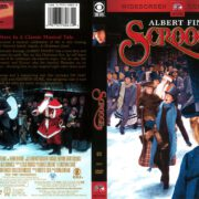 Scrooge (2003) R1 DVD Cover