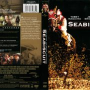 Seabiscuit (2003) R1 DVD Cover