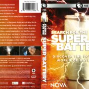 Search for the Super Battery (2017) R1 DVD Cover