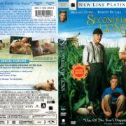 Secondhand Lions blu-ray cover & label (2003) R1
